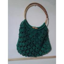 Bolso Super Retro!!!! Verde Esmeralda.