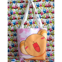 Mini Tote Bag Cartera De Anime Card Captor Sakura Kero Clamp