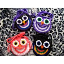 Cartera Al Crochet Buho