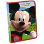 Cartuchera 1 Piso Pvc Mickey Mouse Disney Original 2014
