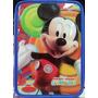 Cartuchera 3 Pisos Pvc Mickey Mouse Disney Original