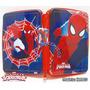 Cartuchera Spiderman Hombre Araña 2 Pisos Original Marvel