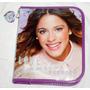 Cartuchera Violetta 1 Piso Pvc Licencia Oficial V. Crespo