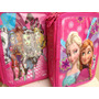 Cartuchera 3 Pisos Frozen I Love 47 Street Monster High Cars