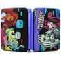 Cartuchera 2 Pisos Monster High Metalica Original Dm622