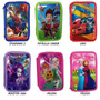 Cartuchera 3 Pisos Personajes Peppa Minion Dragon Ball Etc