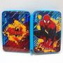 Cartuchera Del Hombre Araña 3 Pisos Ha 124 - Spiderman