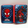 Cartuchera Del Hombre Araña 3 Pisos Ha 123 - Spiderman