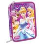 Cartucheras 2 Pisos Disney Princesas - Mundo Manias