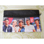Cartuchera De Tela Con Cierre One Direction