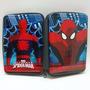 Cartuchera Del Hombre Araña 3 Pisos Ha 122 - Spiderman