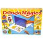 Dibujo Magico Unisex 10 Laminas Para Copiar Y Pintar Implas