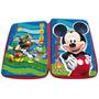 Cartuchera Mickey Y Minnie 2 Pisos Metalica Original Disney