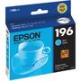 Epson 196 T196220 Xp 104 204 401 Wf 2512 Wf 2532