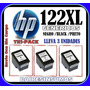 Cartucho Hp 122xl Hp # 122xl Compatible (3) + Envio S/