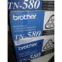 Cartuchos De Toner Brother Tn 580 Nuevos Y Originales Hi5240
