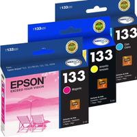 Cartuchos Originales Epson 133 Impresora Tx235 Tx420 Tx320