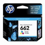 Cartucho Hp 662 Color Original Para Impresoras Hp 2515 3515