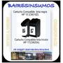 Cartucho Compatible Hp 15 6615d + Hp 17 C6625a Combopack