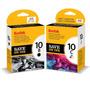 Cartuchos Kodak 10 Combo Negro + Color 10c 10b 5200 7200