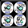 Hp 56 Y 57 2-cartuchos Combopack ( 2 ) - C6656a -c6657