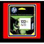 Cartucho Hp 122xl Color Original Nuevo Caja Cerrada Ch564hl