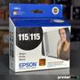 Epson 115 Caja Dual T115126 T33/tx515fn/t1110 - Printersup
