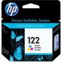 Cartucho Hp 122 Color Impresoras Compatibles 2050 3050