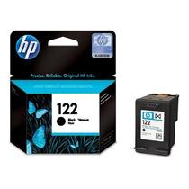 Cartucho Hp 122 Ch561hl Tinta Negro Original Impresora 3050