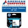 Cartucho Hp 60 Color Original P/ 1660 4280 4480 4680 D110