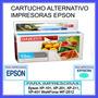Cartucho P/epson 195/196 Cyan Gneiss F&a Ituzaingo