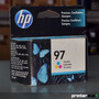 Hp 97 Original Color C9363wl Venc 2015 - Printersup