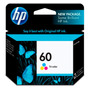 Cartucho Hp 60 Tinta Color D1660 D2545 D2560 F4240 C4780