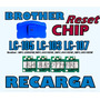 Recarga Brother Lc-103 103 -lc-105 105 Lc-107 107 C/ Chip