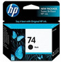 Cartucho Hp 74 Negro - Hp 75 Color Originales
