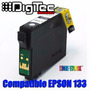 Cartucho Epson Alternativo 133 Negro Compatible Banfield