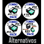 Combo Pack Genericos Hp 92-93 / 94-95 / Hp 96-97 / Hp 98
