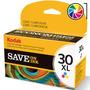 Cartucho Tinta Original Kodak 30xl Color Esp C110 C310 2150