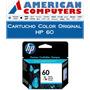 Cartucho Hp 60 Color Original P/ 1660 4280 4480 4680 D110