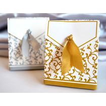 Cajas Souvenir Con Arabezcos