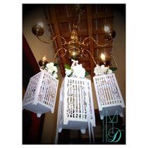 Fanales Centro De Mesa Casamiento Originales