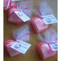 10 Souvenirs Jabones Artesanales Infantiles Boda Baby Shower