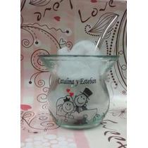 Souvenirs Mates De Vidrio Personalizado Casamiento Cumpleaño