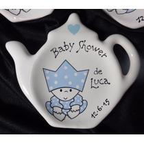 Souvenir Saquito Te Personalizado Babyshower Aniversarsario