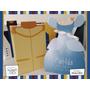 Souvenir Evento Caja Personalizada Príncipe Disney Cenicient