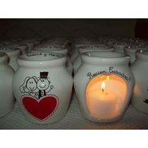 Souvenirs Casamiento Ceramica Y Vidrio Hornitos,mates,tazas