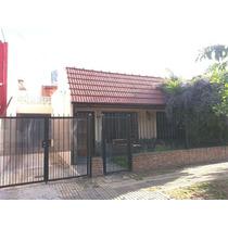 Impecable Casa A 4 Cuadras De La Plaza De Burzaco