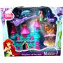 Castillo Ariel Sirenita . Disney Princesas -minijuegosnet