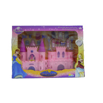 Castillo De Princesas Con Accesorios