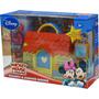 La Casa De Mickey Y Minnie C/accesoriospara Niños Original